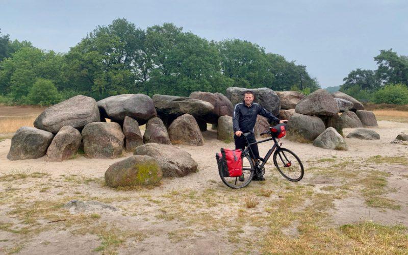 Op Pad fietste Rondje Drenthe