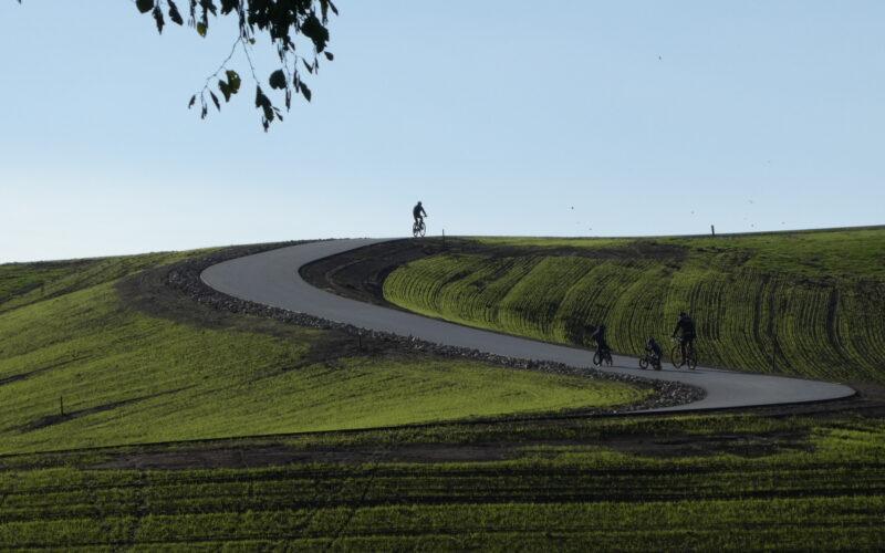 Van een rondje fietsen naar Rondje Drenthe