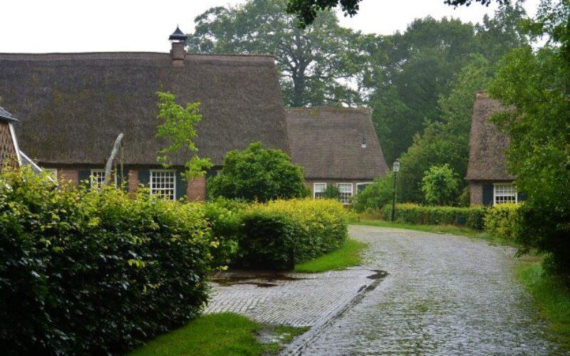 Heel Drenthe in vijf dagen