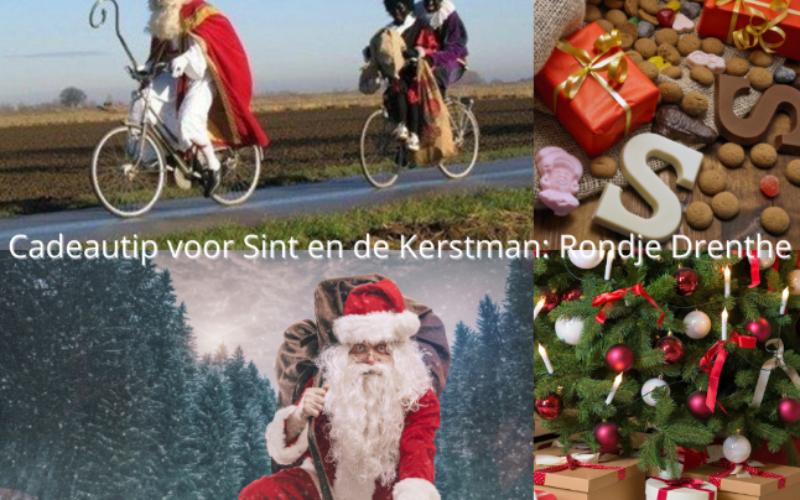 Rondje Drenthe in de zak of onder de boom?